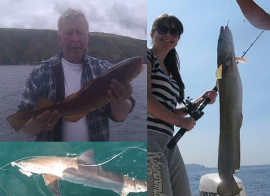 Manx Fishing, Isle of Man Fishing